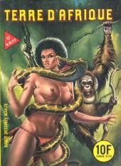 Série Jaune (Elvifrance) -140- Terre d'Afrique