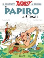 Astérix (en espagnol) -36- El Papiro del César