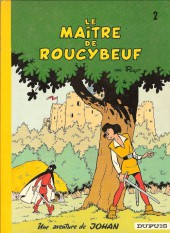 Johan et Pirlouit -2c- Le maître de Roucybeuf