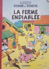 Sylvain et Sylvette (02-série : nouvelles aventures de Sylvain et Sylvette) -5- La Ferme endiablée