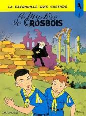 La patrouille des Castors -1c74- Le mystère de Grosbois