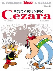 Astérix (en langues étrangères) -21Polonais- Podarunek Cezara