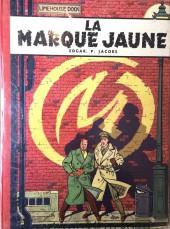 Blake et Mortimer (Historique) -5'- La marque jaune