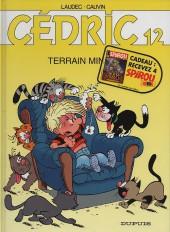 Cédric -12a2006- Terrain minets