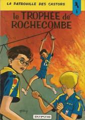 La patrouille des Castors -6c79- Le trophée de Rochecombe