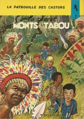 La patrouille des Castors -7b77- Le secret des Monts Tabou