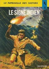La patrouille des Castors -10b79- Le signe indien