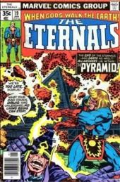 The eternals Vol.1 (Marvel comics - 1976) -19- The pyramid