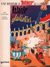 Astérix -4d1976b- Gladiateur