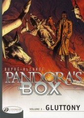 Pandora's Box (en anglais) -3- Gluttony
