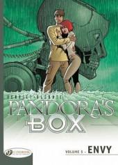 Pandora's Box (en anglais) -5- Envy