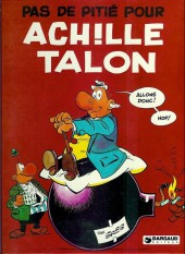 Achille Talon -13a80- Pas de pitié pour achille talon