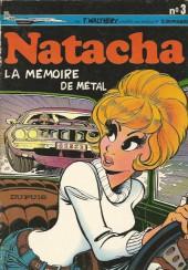 Natacha -3a77- La mémoire de métal