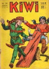 Kiwi -38- Magali la bohémienne (2)