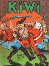 Kiwi -136- Les trois naufragés