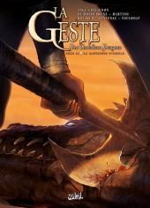 La geste des Chevaliers Dragons -21- La Faucheuse d'Ishtar