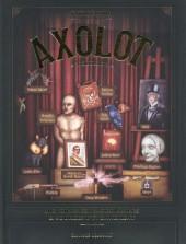 Axolot -2- Histoires extraordinaires & sources d'étonnement - Volume 2