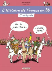 L'histoire de France en BD (Joly/Heitz) -INT- L'intégrale