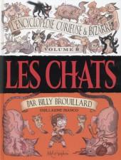 L'encyclopédie curieuse et bizarre par Billy Brouillard -2- Les chats