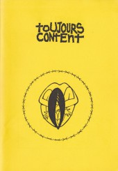 Toujours content - Tome 2