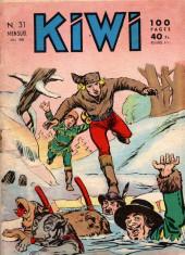 Kiwi -31- Tragédie sur le fleuve