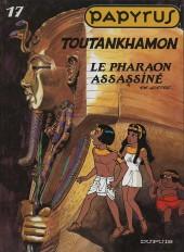Papyrus -17c02- Toutankhamon le pharaon assassiné