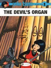 Yoko Tsuno (en anglais, chez Cinebook) -8- The devil's organ