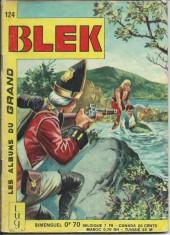 Blek (Les albums du Grand) -124- Numéro 124