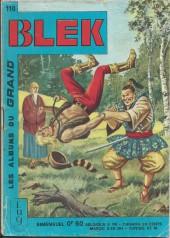 Blek (Les albums du Grand) -110- Numéro 110