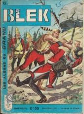 Blek (Les albums du Grand) -85- Numéro 85