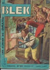 Blek (Les albums du Grand) -82- Numéro 82