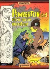 Pemberton -2a81- Pemberton c'est rien qu'un menteur