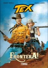 Tex (romanzi a fumetti) -2- Frontera!