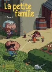 La petite famille -2a15- Biquet