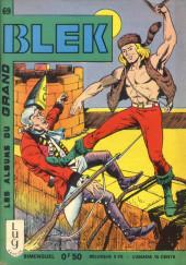 Blek (Les albums du Grand) -69- Numéro 69
