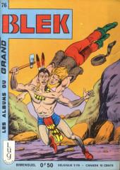 Blek (Les albums du Grand) -76- Numéro 76