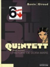 Quintett -1a- Histoire de Dora Mars