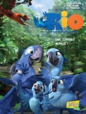 Rio (Jungle !) -1- Une terrible menace !