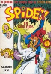 Spidey -Rec02- Album N°2 (du n°4 au n°6)