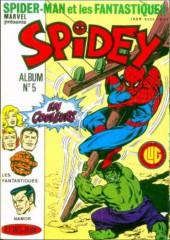 Spidey -Rec05- Album N°5 (du n°13 au n°15)