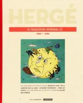 Hergé - Le Feuilleton intégral -11- 1950 - 1958
