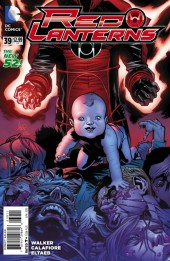 Red Lanterns (2011) -39- Hush Li'l Baby
