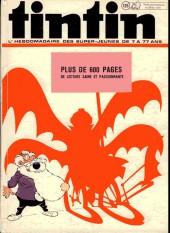 (Recueil) Tintin (Album du journal - Édition française) -125- Tintin album du journal