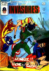 Selecciones Marvel (Vol.1) -46- Los Invasores: ¡El Hombre-U viene a la ciudad!