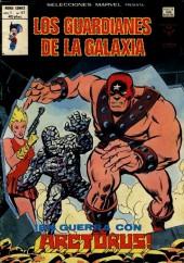 Selecciones Marvel (Vol.1) -47- Los guadianes de la galaxia: ¡En guerra con Arcturus!