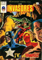 Selecciones Marvel (Vol.1) -50- Los Invasores: ¡'V'... por Vampiro!