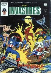 Selecciones Marvel (Vol.1) -51- Los Invasores: ¡Atención al Super-Eje!