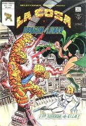 Selecciones Marvel (Vol.1) -52- La Cosa y Dragón Lunar: ¡La llegada de Ella!