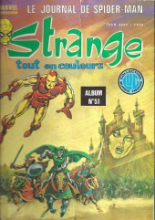 Strange -Rec051- Album N°51 (du n°152 au n°154)