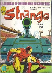 Strange -Rec053- Album N°53 (du n°158 au n°160)